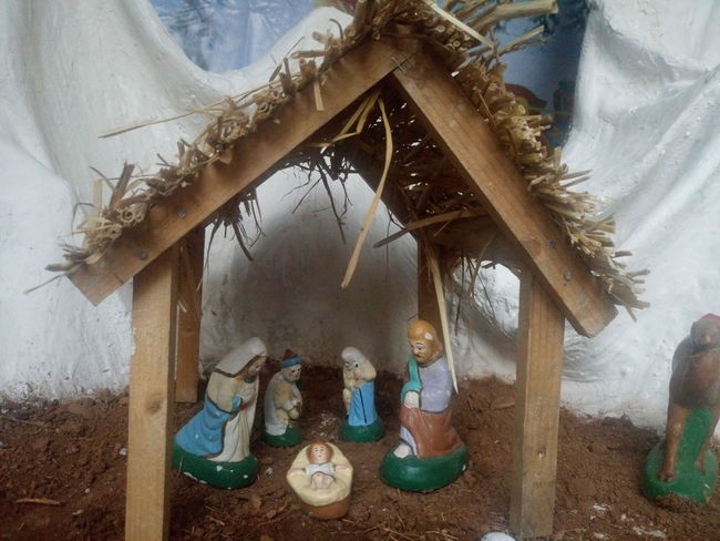 Architecture Built Structure Christmas Collection Close-up Crib Day Low Section Merry Christmas Merry Christmas Eve! Merry Christmas! Nativity Church Nativity Figurine Nativity Scene No People Outdoors Pair Shoe Traveling Home For The Holidays