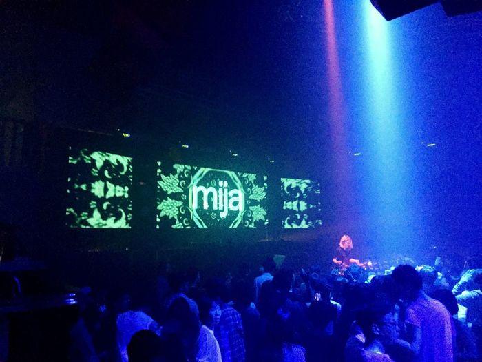 mija!!!! Mija Edmlife Edmlifestyle Owsla Dj VJ Club Night Club Ageha