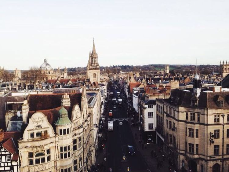 Oxford City ?? Phoyography Picoftheday Oxford Christmas Peaceful Chilling First Eyeem Photo