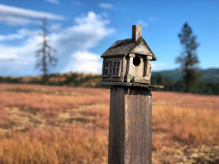 Post Fence Post