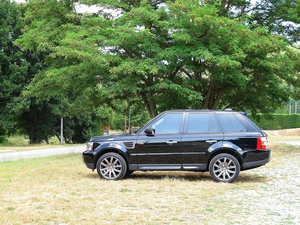 I always love my big baby 😍 Rangerover Range Rover Sport