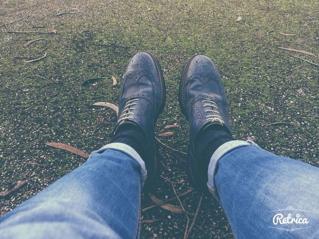 Relax Shoes Winter Photo