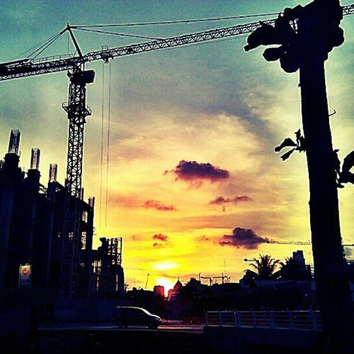 Senja  Photodroid  Jakarta Igdroid
