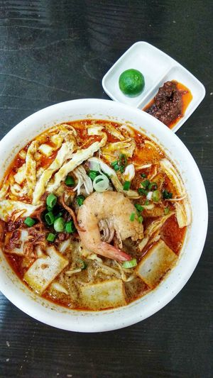 You might fly to Sarawak, Malaysia just for this! Food Noodles Lunch Smartphone Photography Food Photography Sarawak Food