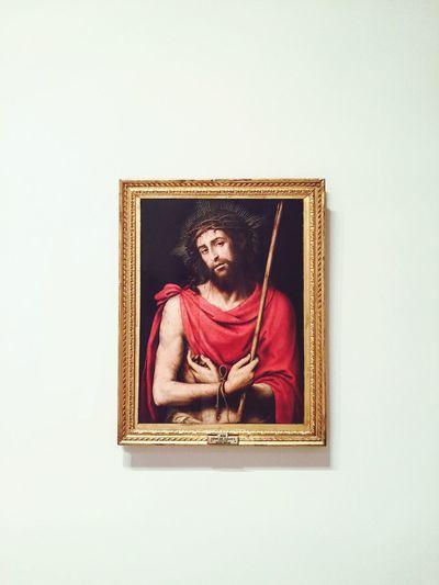 Painting Art Jesus ArtWork Museum