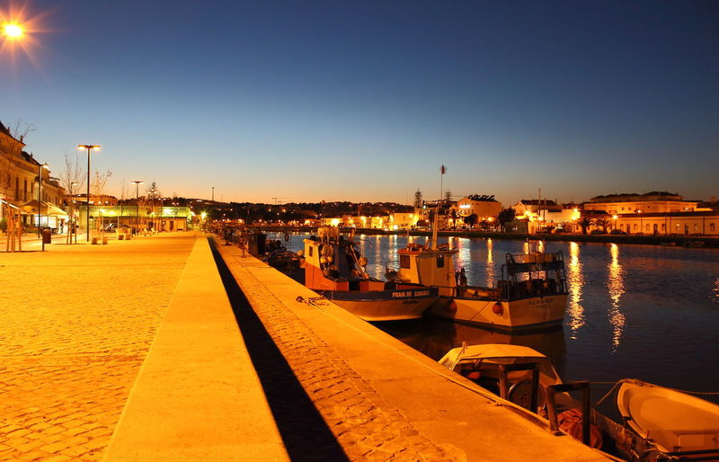 Sky Across The River Tavira Gilao Water Tavira Nights Nights  Beauty Outdoors Tourism Travel Destinations Tranquility Backgrounds Blue Sky Ship Portugal Algarve Clear Sky Coast Life Your Ticket To Europe EyeEmNewHere Colour Your Horizn