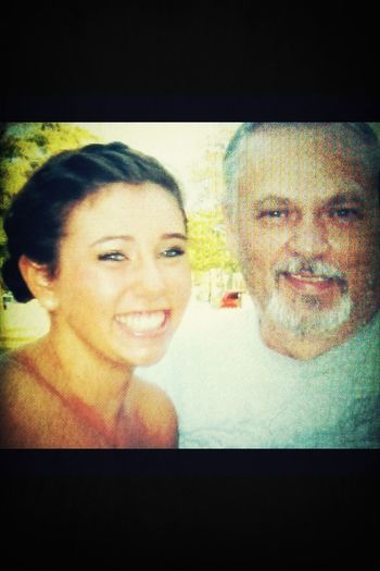 This Man Right Here Is My Hero Get Better Pap <3