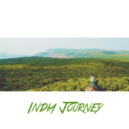 The journey of a thousand miles begins with a single step IndiaJourney Green