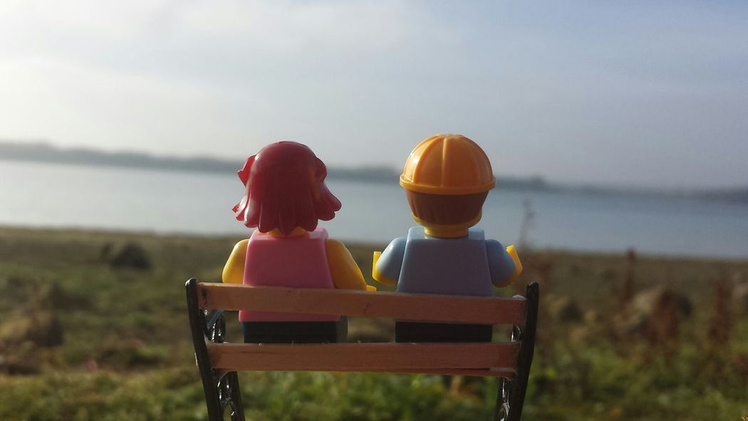 Daisy enjoying a wonderful Autumnal afternoon at Rutland Water with her Friend enjoying the view. Hanging Out Adventures Of Mini Me Lego Minifigures LEGO Legophotography Enjoying Life Somethingdifferent Taking Photos Relaxing Autumn Streamzoofamily Autumn🍁🍁🍁 Sunny