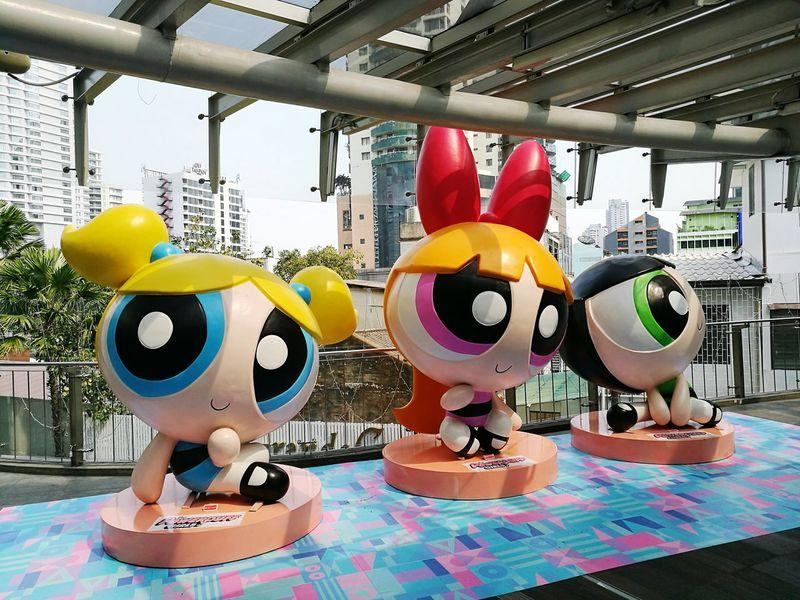 Like child once Powerpuffgirls Cartoons Cartoon Network Heroes Children Childrenday Childrendaythailand