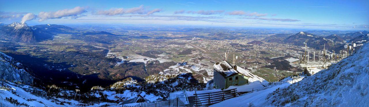 Landscape Nature Snow Landschaft Winter Salzburg Untersberg