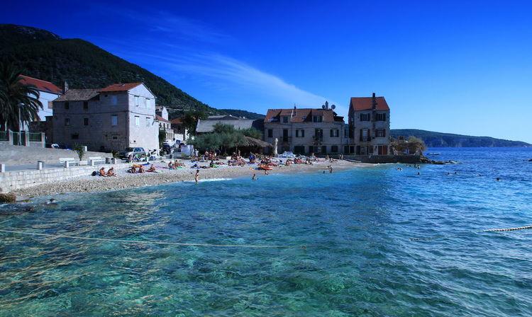 Vis Island Komiza Croatia Croatia Beachphotography