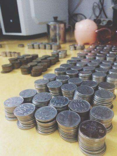 Coins Coin Bank Hello World