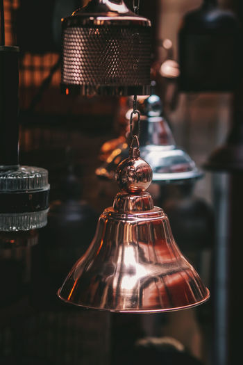 © Edi Libedinsky | instagram: https://www.instagram.com/edilibedinsky/ Web: www.edilibedinsky.com Business Close-up Container Electric Lamp Electric Light Focus On Foreground Food And Drink Glass Glass - Material Hanging Illuminated Indoors  Light Lighting Equipment Metal No People Reflection Selective Focus Still Life Transparent