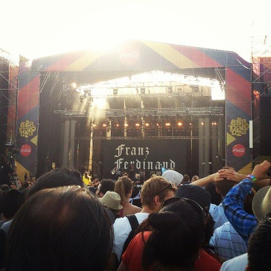 Franzferdinand Lollapaloozacl
