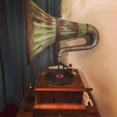 Gramophone gGramophone Turntable Music Record Indoors  Record Player Needle