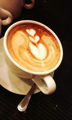 Small And Swift Coffee Art Coffee Latte Latteart Barista First Eyeem Photo