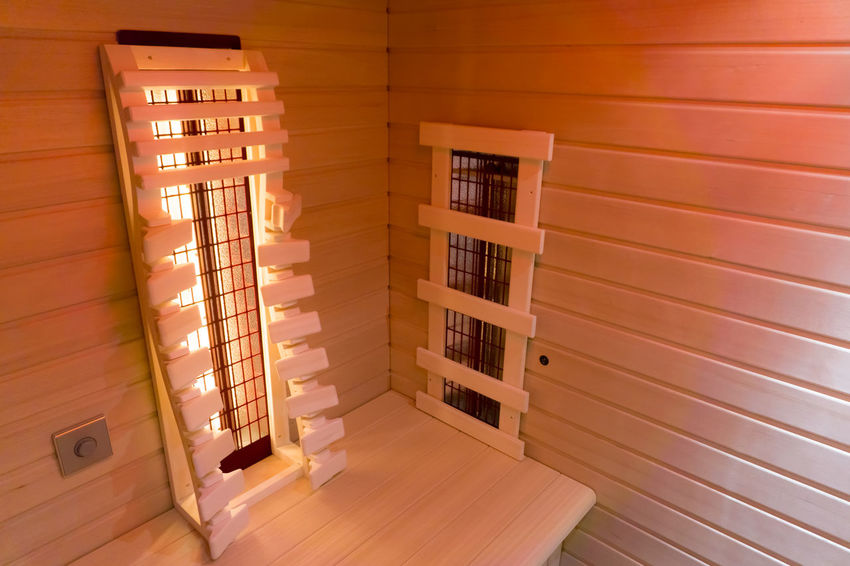 Sauna Absence Architecture Building Built Structure Day Door Empty Entrance Flooring Hardwood Floor Home Interior Illuminated Indoors  Infrarot No People Pattern Rotlicht Sauna Room Sauna Time  Wall Wall - Building Feature Window Wood Wood - Material
