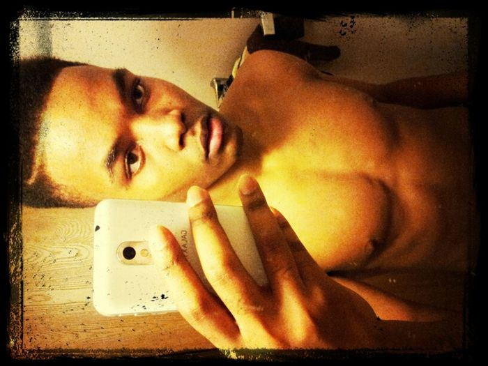 Bout To Hop In Da Shower Goodnight World