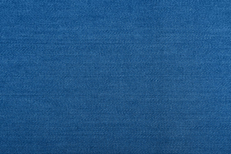 Full frame shot of blue textile