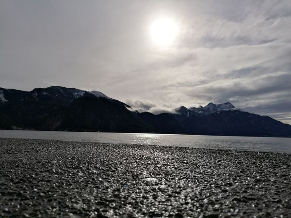 EyeEmNewHere Today driving around the Attersee. Nature Lake