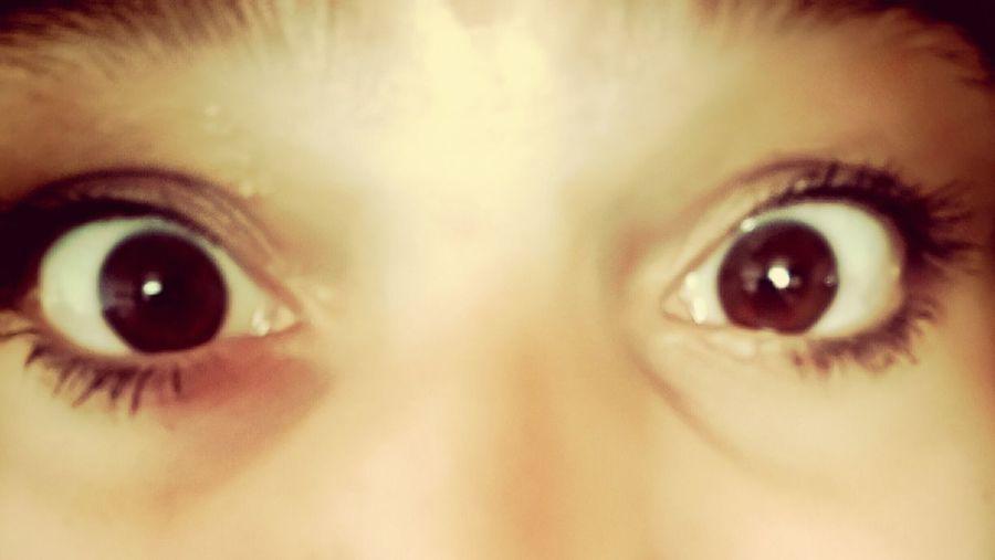 Braune Augen Liebe ❤