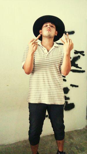chatote Huastecos Sureño Sur13 Men Portrait Standing Young Men Hat