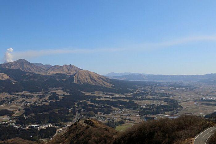 Aso Kumamoto Japan Mt.Aso 熊本県 阿蘇郡 阿蘇山 Mountain Nature
