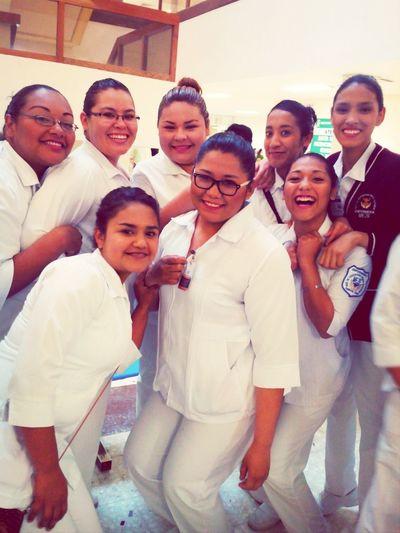 Somos Enfermeritas Guapas