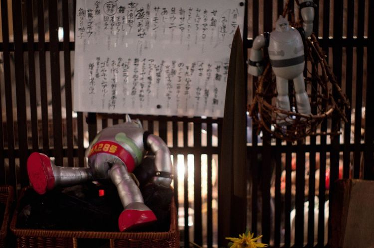 I, robot Robots Kyoto Japan Japan Photography Texture Night Outdoors Nightphotography Night Photography No Flash Ambient City City Life Still Life