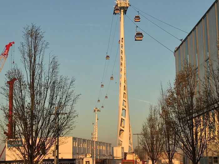 Cable Car River