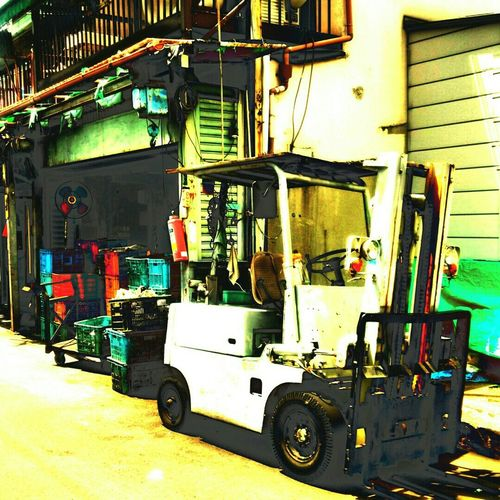 OSAKA Industrial Photography A Factory Taking Photos Check This Out Life Industrial Area Hi! Color Portrait Colors
