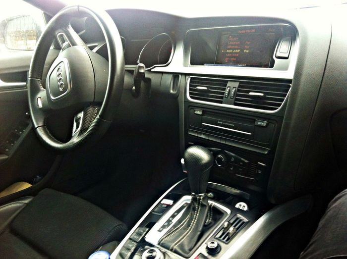 New Car! Audi A5 World's Best Dad I Love Him So Much