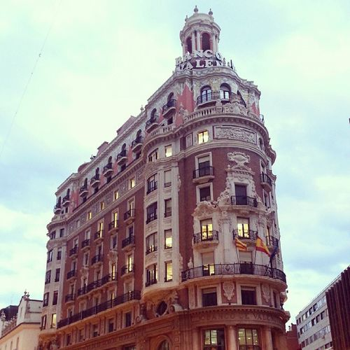 Banco de Valencia Valencia, Spain Architecture Walking Around