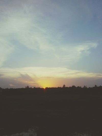 Deceptively Simple Sunsetinguyana Madeinguyana