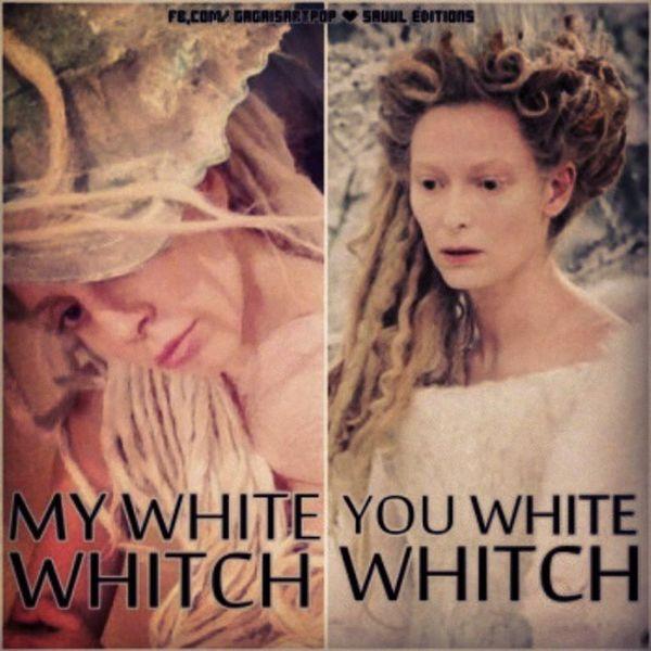 """muka gaga bener"""" sedikit mirip sama white whitch di narnia. @ladygaga Ladygaga Narnia  White Whitch"""