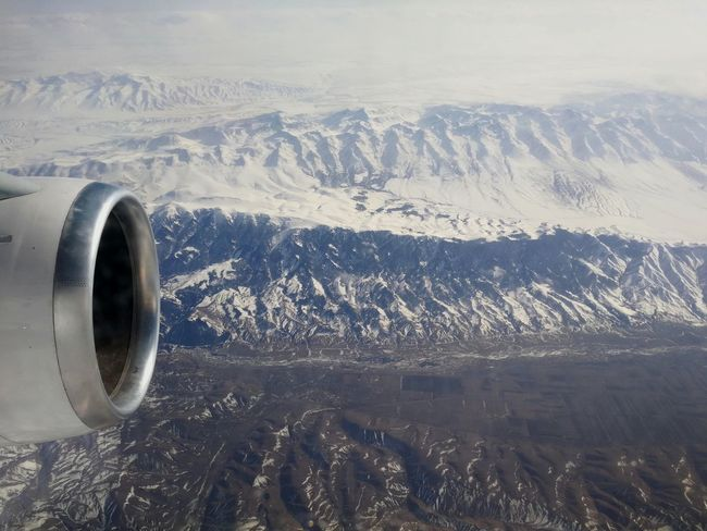 The Week On EyeEm Mountain Aerial View Cold Temperature No People Landscape Airplane Winter Snow Scenics Backgrounds Nature Air Vehicle Beauty In Nature Outdoors Close-up Travel Destinations Rural Scene Breathing Space Cloud - Sky Urumqi Xinjiang Of CHINA