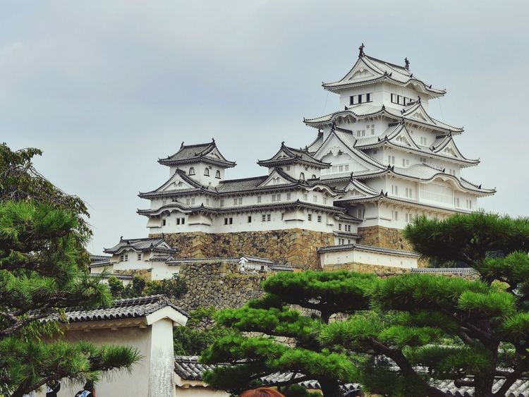 Architecture Travel Japan Himeji Himeji Castle Building Exterior EyeEmNewHere