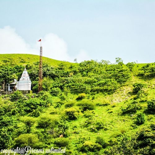 Temple at hill! Clicked it on highway while travelling ! Always attract me .... Indian Culture  Temple On Hill - India On Road Photography Taking Photos Living With Nature Eyemphotography Travel Photography EyeEm Nature Lover Nature Photography Enjoying The View