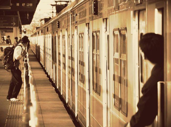 One of daily moments Metro Seoulmetro Dailylife Dailyphoto Dailylook