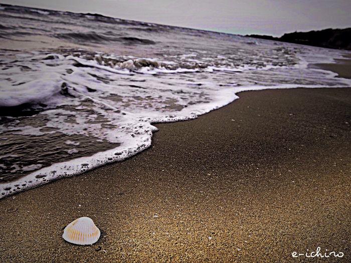 海てイイね?ちょっと寒いけど… Sea Beach Tadaa Community 大島海水浴場 Japan