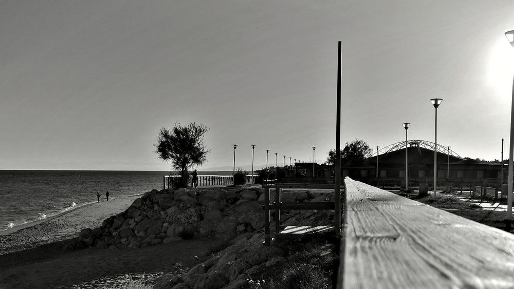 Basilicata Basilicata, Italy  2018 Italia Lights Romantic Love Tranquil Scene Horizon Over Water Eyeen Best Shots Postcode Postcards Connected by Travel Maxepersonalphoto Lifeintechnicolor HDR Sony A6000 Suditalia Nature Mare Spiaggia Sea Blackandwhite Paesaggio Landscape EyeEmNewHere