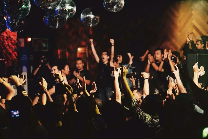 For The Love Of Music Laundrybar Khaosconclusion Farewell Event Lovemebutch Rockmusic Damansara