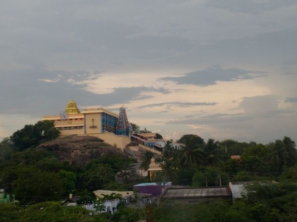 Temple in Vellore (India)