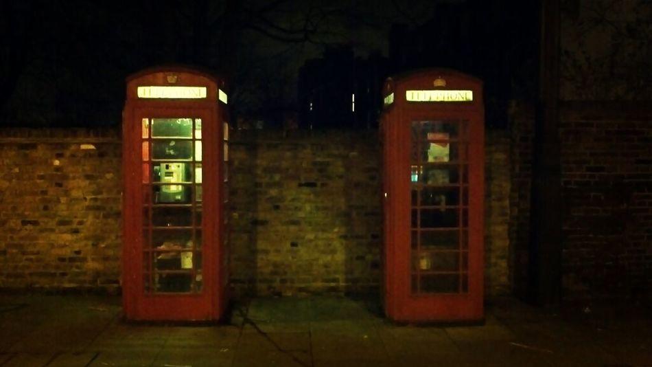 Nightcall Call Home
