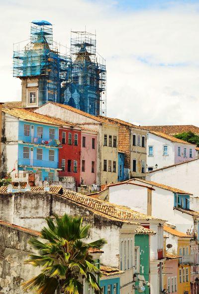 Architecture Sky Day City Photography Photo Urban Salvador Bahia Pelourinho
