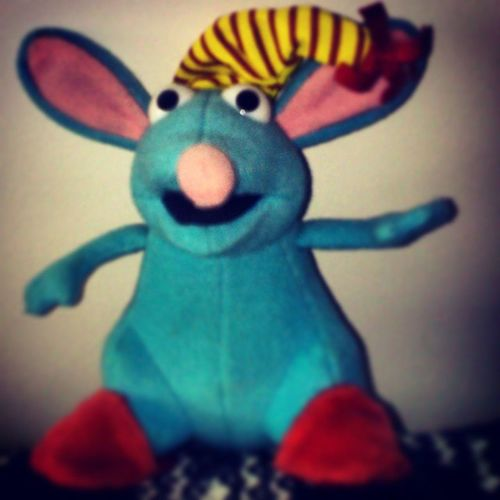 Bearinthebigbluehouse Blue Tutter Mik Mouse Animation Mascot Pet Plush Sajatkep Animal Kuma