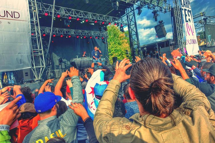 Jay Electronica HipHop AAHHFEST
