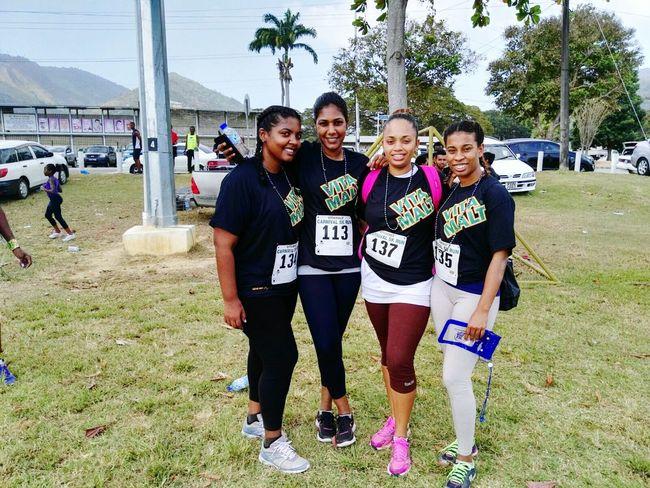 Sunday movements 5k Run 😅😊