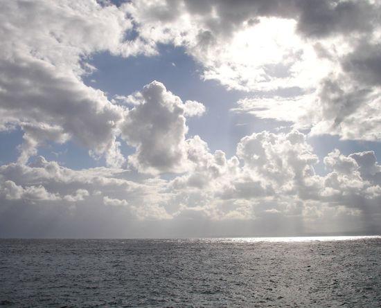 Sun Sea Sole Tramonto Mare Clouds And Sky Cloud Clouds Sky_collection Sky_collection Nuvole Cielo E Nuvole Cielo Nature Simple
